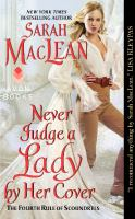 Never Judge a Lady by Her Cover : The Fourth Rule of Scoundrels