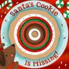 Santa's cookie is missing!