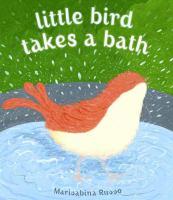 Little Bird takes a bath