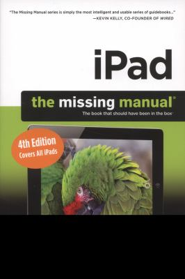 iPad : the missing manual by Biersdorfer, J. D.
