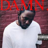 2017: Kendrick Lamar - DAMN cover