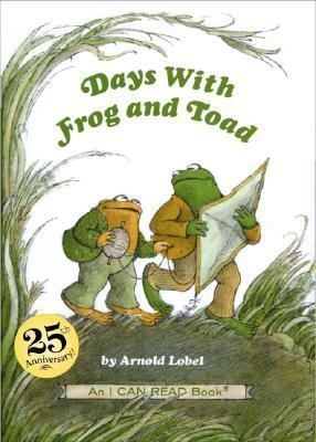 Days with Frog and Toad  image cover