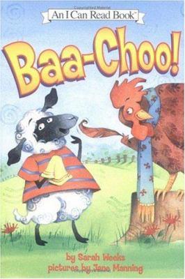 Baa-Choo! image cover
