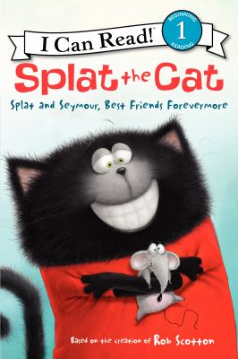 Splat and Seymour, best friends forevermore  image cover
