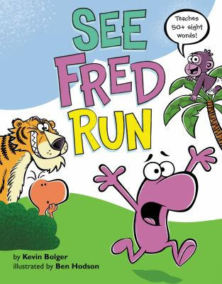 See Fred Run  image cover