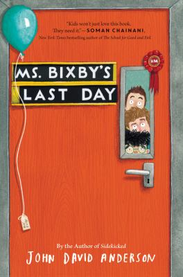 Ms. Bixby's Last Day image cover