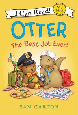 Otter : The Best Job Ever!  image cover
