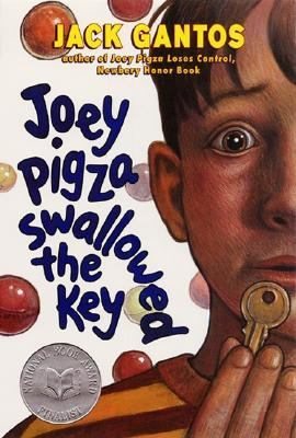 Joey Pigza Swallowed the Key  image cover