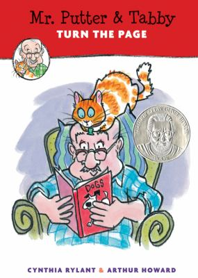 Mr. Putter & Tabby Turn the Page  image cover