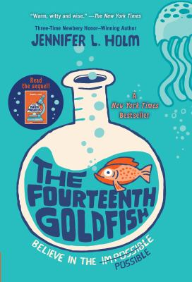 The Fourteenth Goldfish image cover