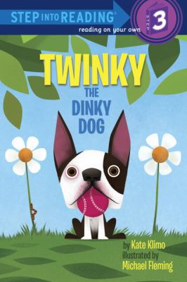 Twinky the dinky dog  image cover