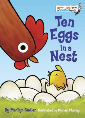 Ten Eggs in a Nest  image cover