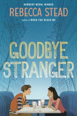 Goodbye Stranger image cover