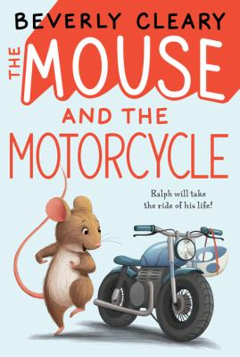 The Mouse and the Motorcycle  image cover