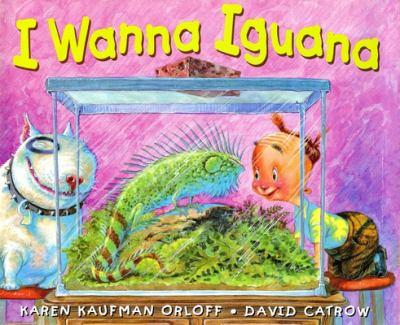 I Wanna Iguana image cover
