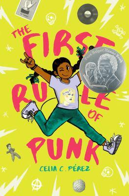 The First Rule of Punk / Celia C. Pérez. cover
