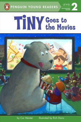 Tiny Goes to the Movies image cover