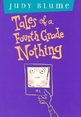 Tales of a Fourth Grade Nothing image cover
