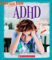 ADHD / Ann O. Squire. image cover