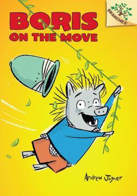 Boris on the move  image cover