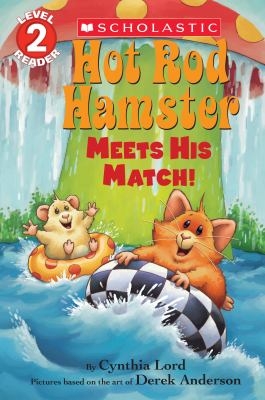 Hot Rod Hamster meets his match!  image cover