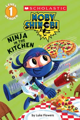 Ninja in the Kitchen  image cover