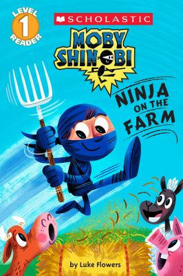 Ninja on the Farm  image cover