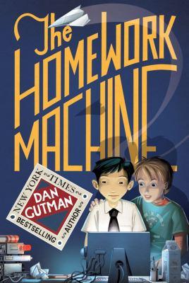 The Homework Machine image cover