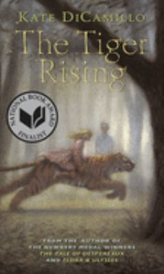 The Tiger Rising image cover