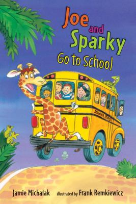 Joe and Sparky go to school  image cover