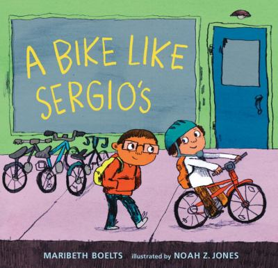 A Bike Like Sergio's image cover
