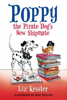 Poppy the pirate dog's new shipmate  image cover
