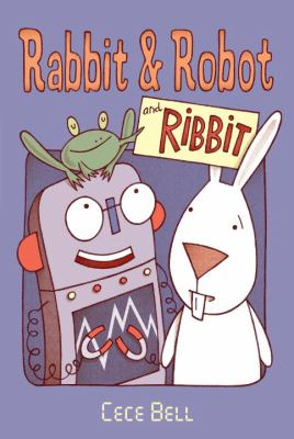 Rabbit & Robot and Ribbit  image cover
