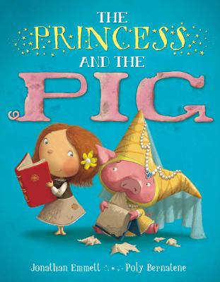 The Princess and The Pig image cover
