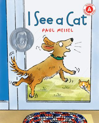 I See a Cat image cover