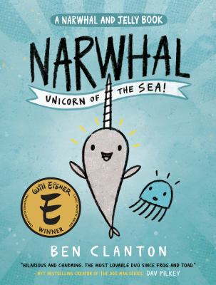 Narwhal : Unicorn of the Sea  image cover