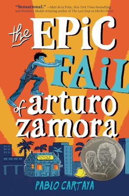 The Epic Fail of Arturo Zamora image cover