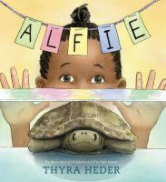 Alfie: (The Turtle That Disappeared) cover