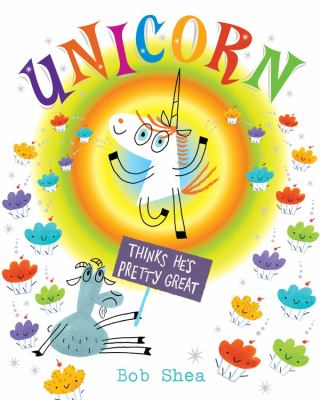 Unicorn Thinks He's Pretty Great cover