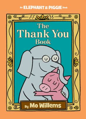 The Thank You Book  image cover