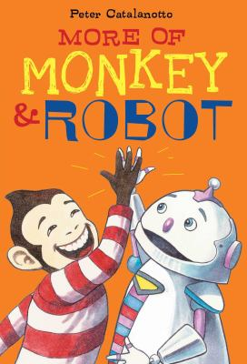 More of Monkey & Robot  image cover