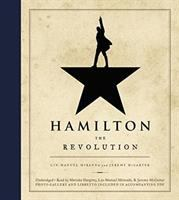 2017: Hamilton: The Revolution  cover