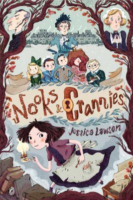 Nooks & Crannies  image cover