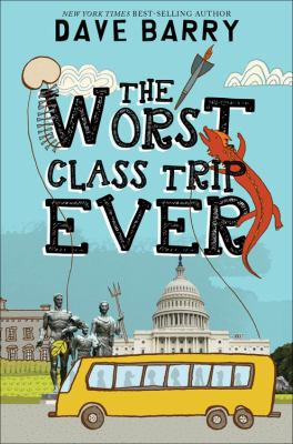 The Worst Class Trip Ever  image cover