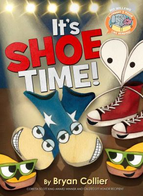 It's Shoe Time!  image cover