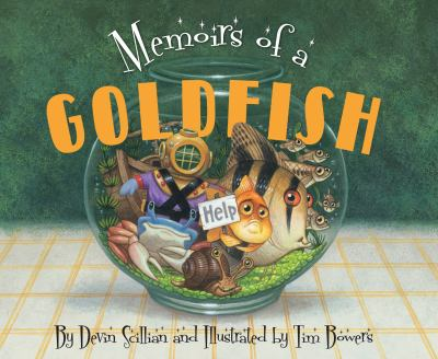 Memoirs of a Goldfish image cover