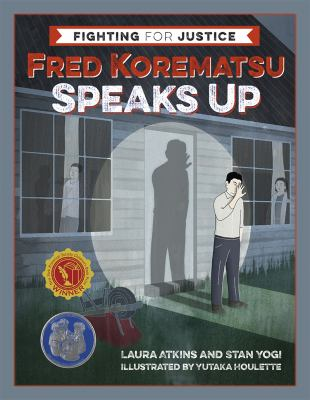 Fred Korematsu Speaks Up image cover