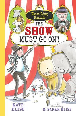 The Show Must Go On! image cover