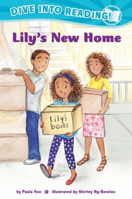 Lily's New Home  image cover