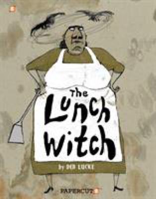 The Lunch Witch image cover